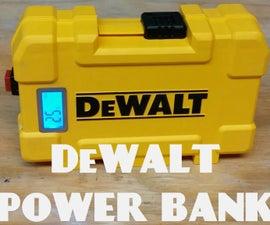 Dewalt Power Bank