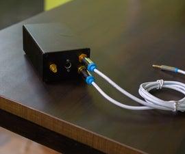 DIY Multi-Room Audio