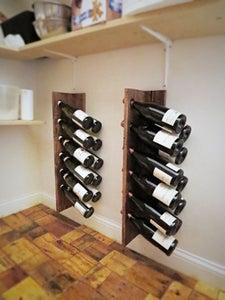 Fast & Easy & Cheap Wine Storage