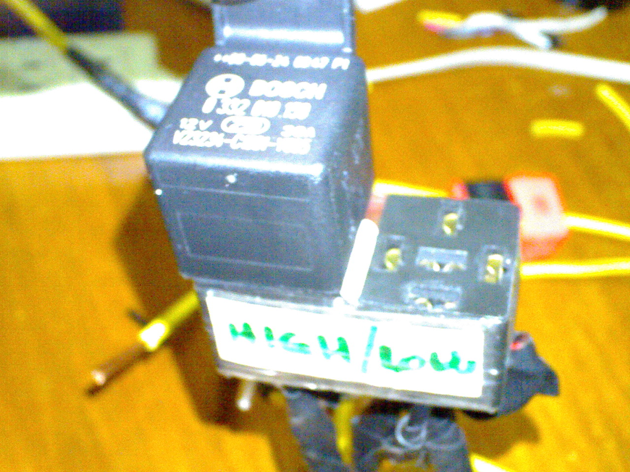 How to Make a Headlight Wiring Relay Kit: 3 Steps