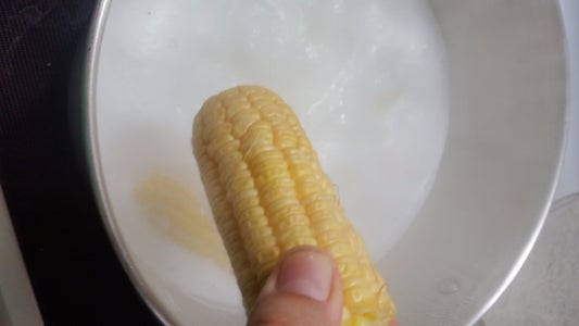 Add the Corn and Simmer