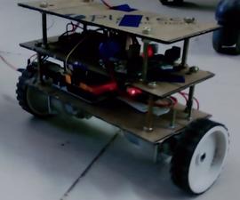 Chappie- Self-Balancing Robot