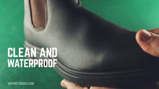 Clean and Waterproof Your Leather Shoes