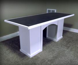 Cheap DIY Dining Table