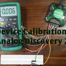 How to Calibrate the Analog Discovery 2