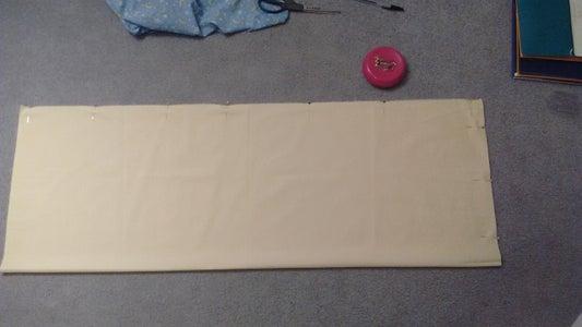 Bedwarmer: Sew a Rectangle