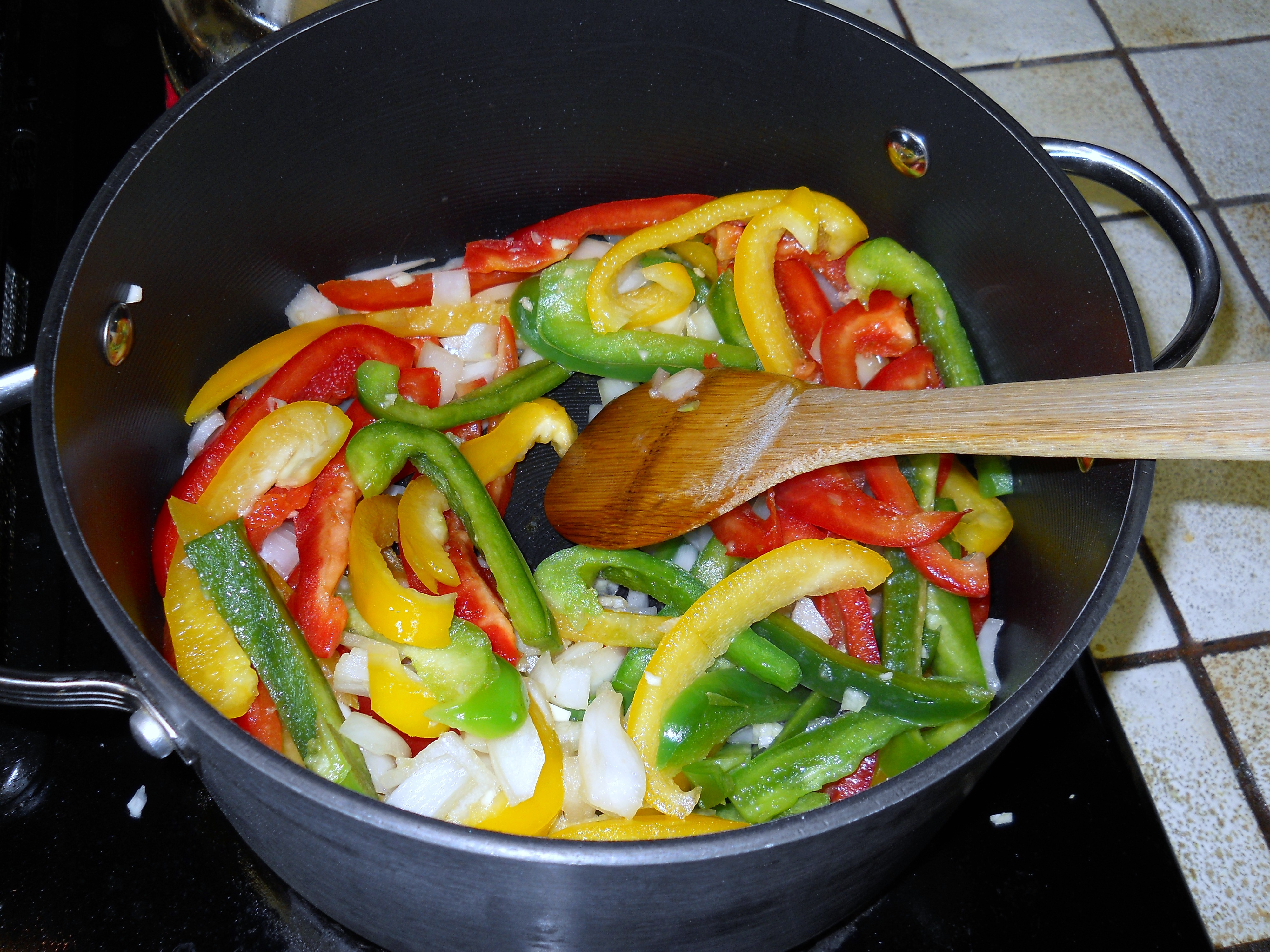 Picture of Cook the Veggies