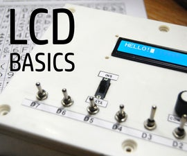 LCD Trainer Kit