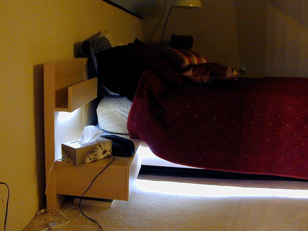 Ebook Descargar Lighted MALM Bed: An All-IKEA Hack