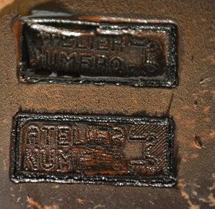 Engraving Chocolate