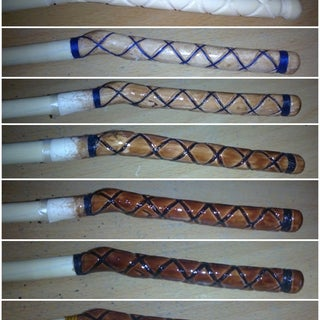 REALISTIC Harry Potter Wand - in 10 Minutes