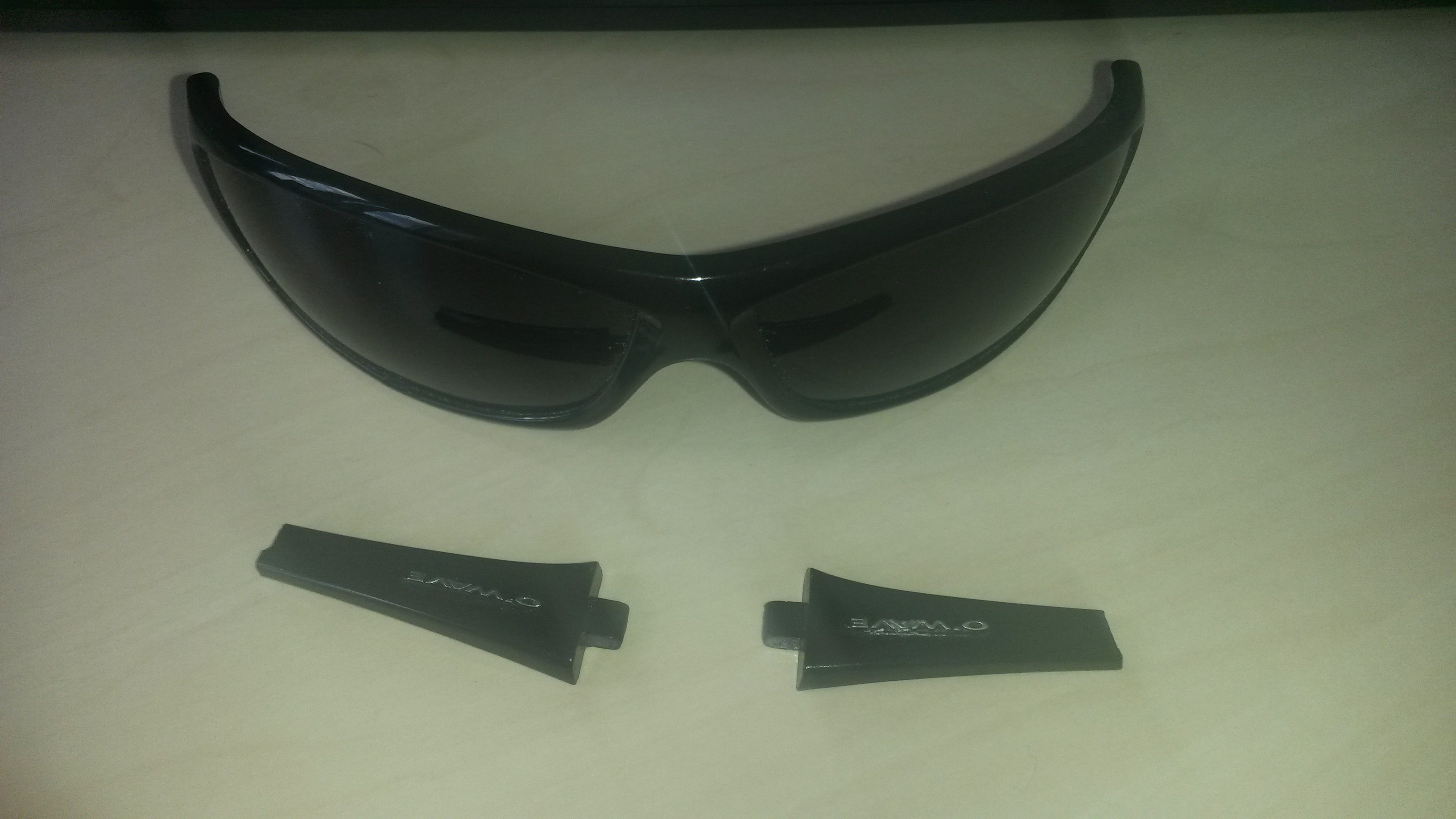 Picture of How to Repair Broken Glasses Sidepieces With 3d Printing