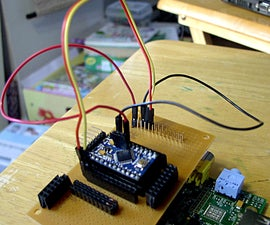The Raspberry Pi - Arduino Connection