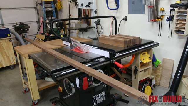 Picture of Prepare and Cut the Main Primary Boards to Size