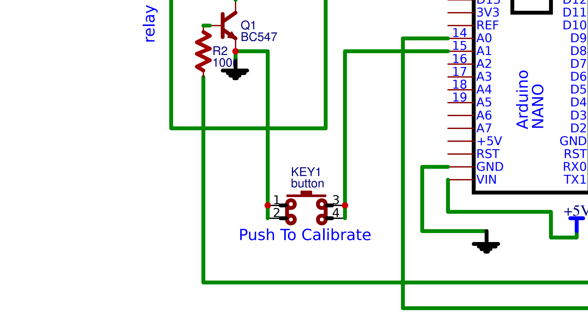 Picture of Push Button(calibration Button)