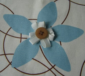 Bow and Button