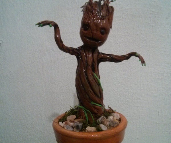 """I AM GROOT!"" - Action Figure - Guardians of the Galaxy"