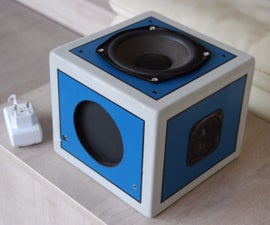 Cool 20W speaker cheap and easy!