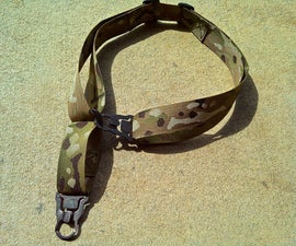 MultiCam Rifle Sling