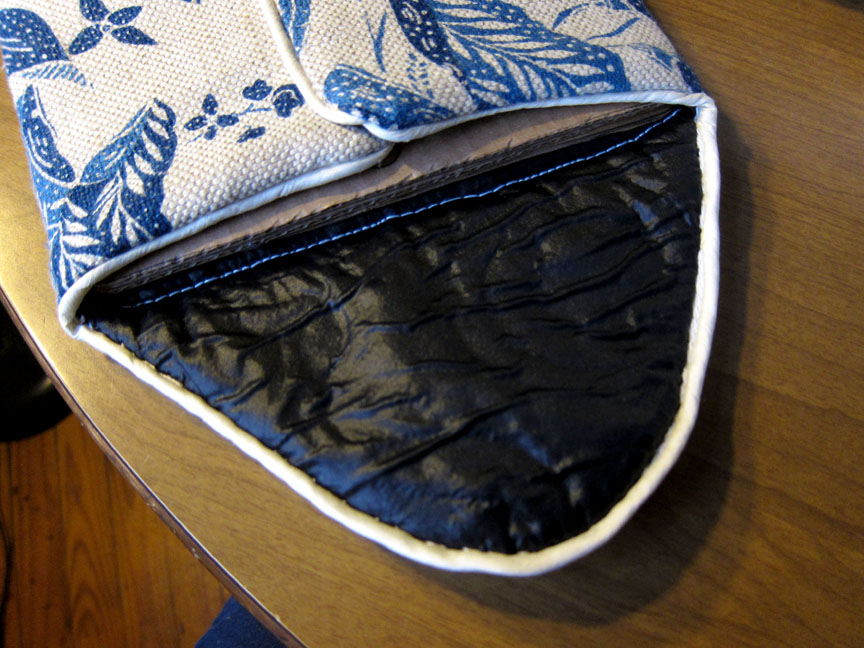 Picture of Finishing Bottom Flap