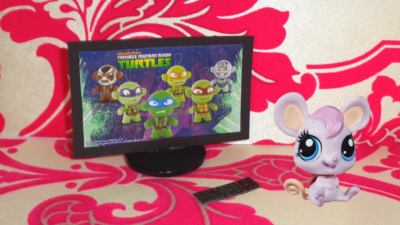 Picture of Diy Miniature Tv