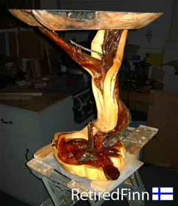 Varnish Your Table