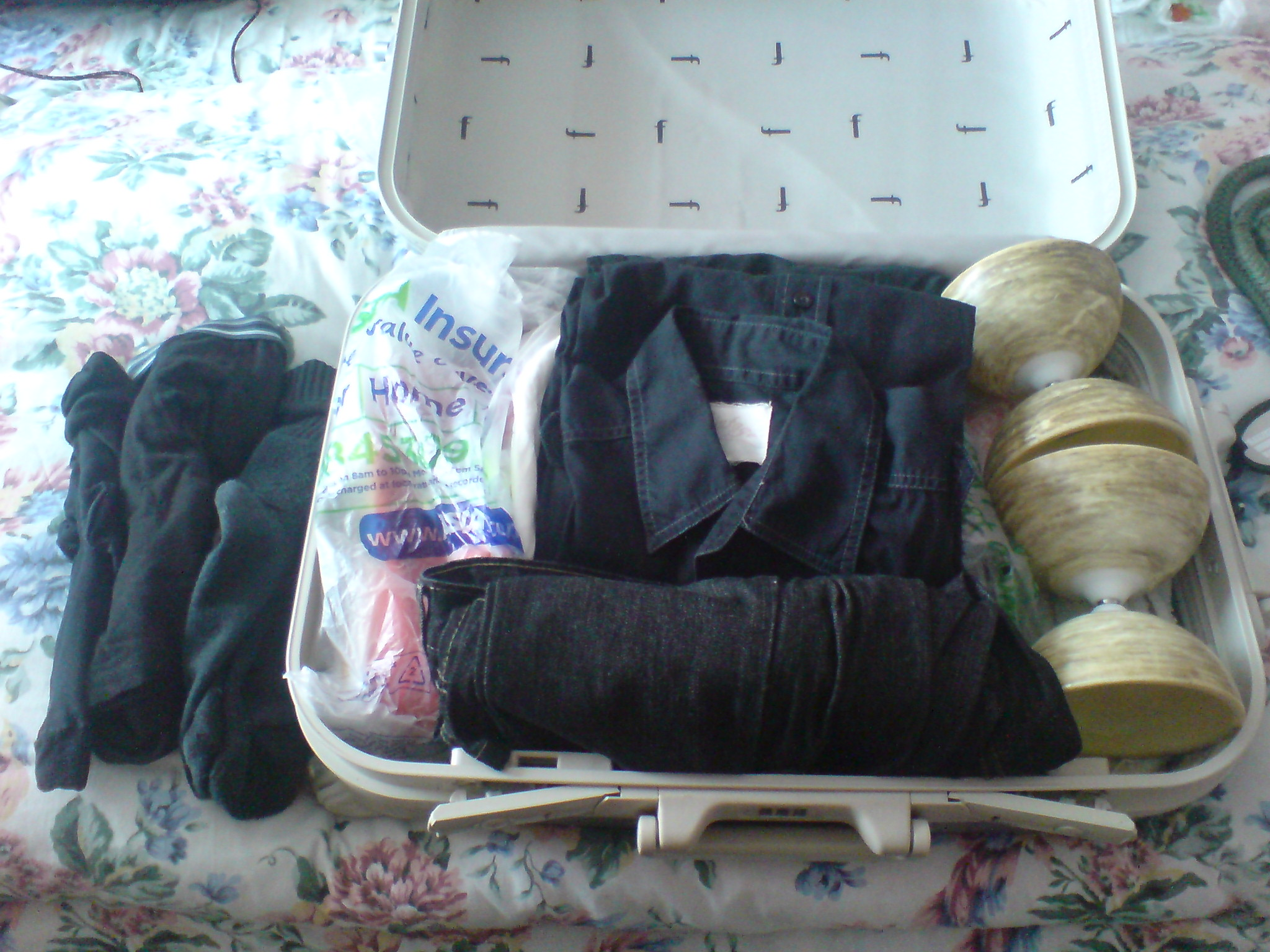Picture of Let Packing Commence