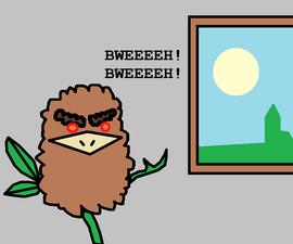 De Arduino vogel wekker