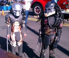 Predator Costumes - Bio Helmets, Latex Skin, Armor and Blades