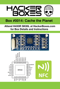HackerBoxes 0014: Box Contents