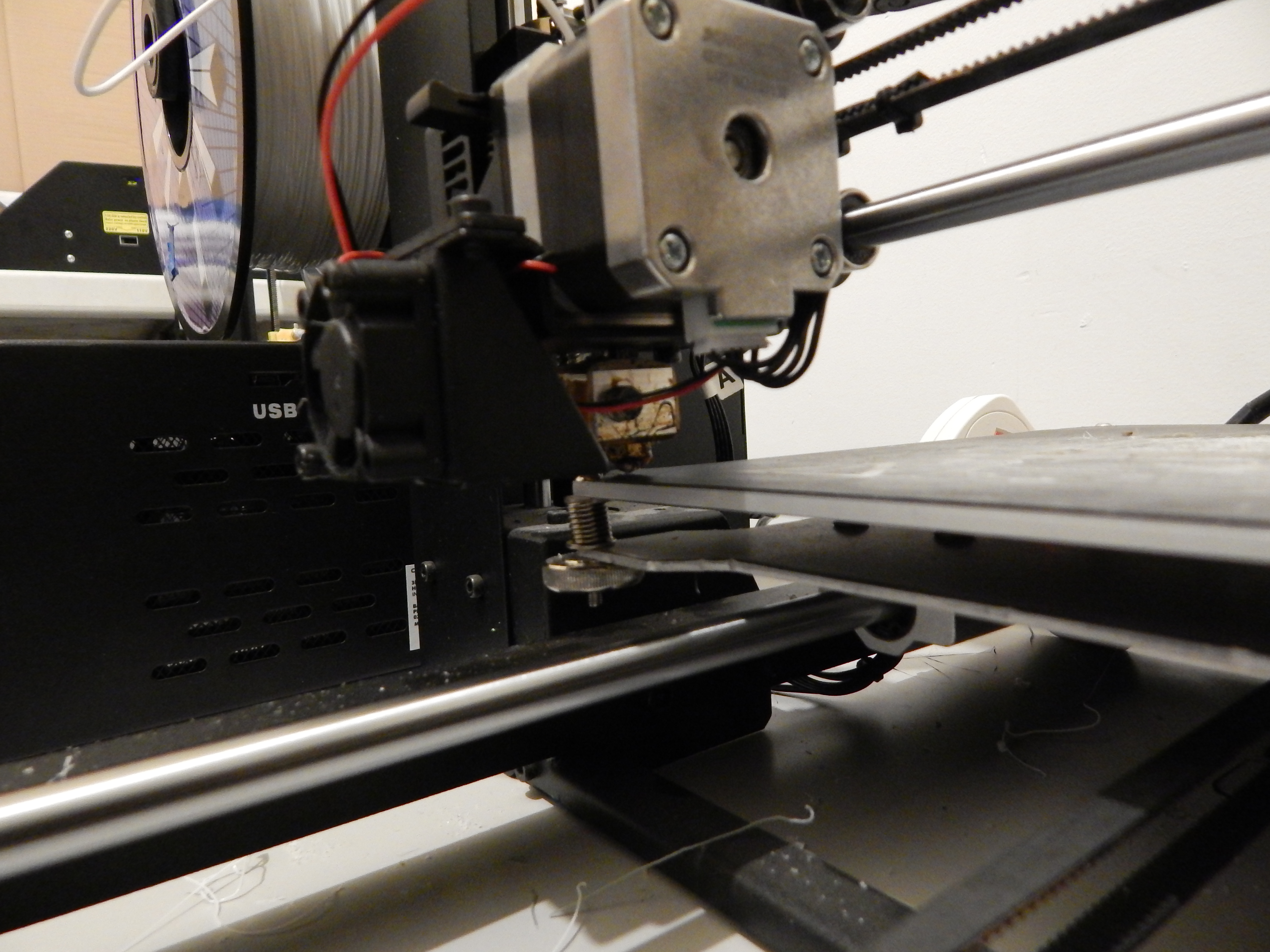 Picture of Printing TPU on a Stock 3d Printer