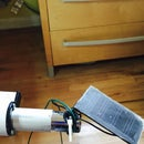 Tracking a Light Source with an Actuator