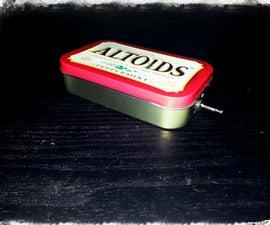 Make a Pocket Sized FM Transmitter!