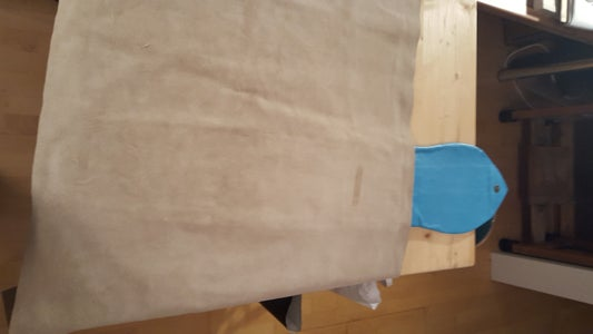 Hand Stitching/Hand Nähen