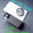 Mini - Tiny LED TORCH