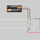 LED experiment: choose correct resistor!