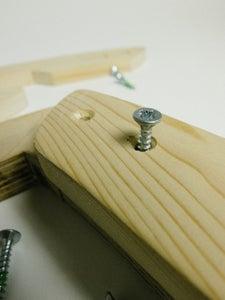 Assembling the Holder