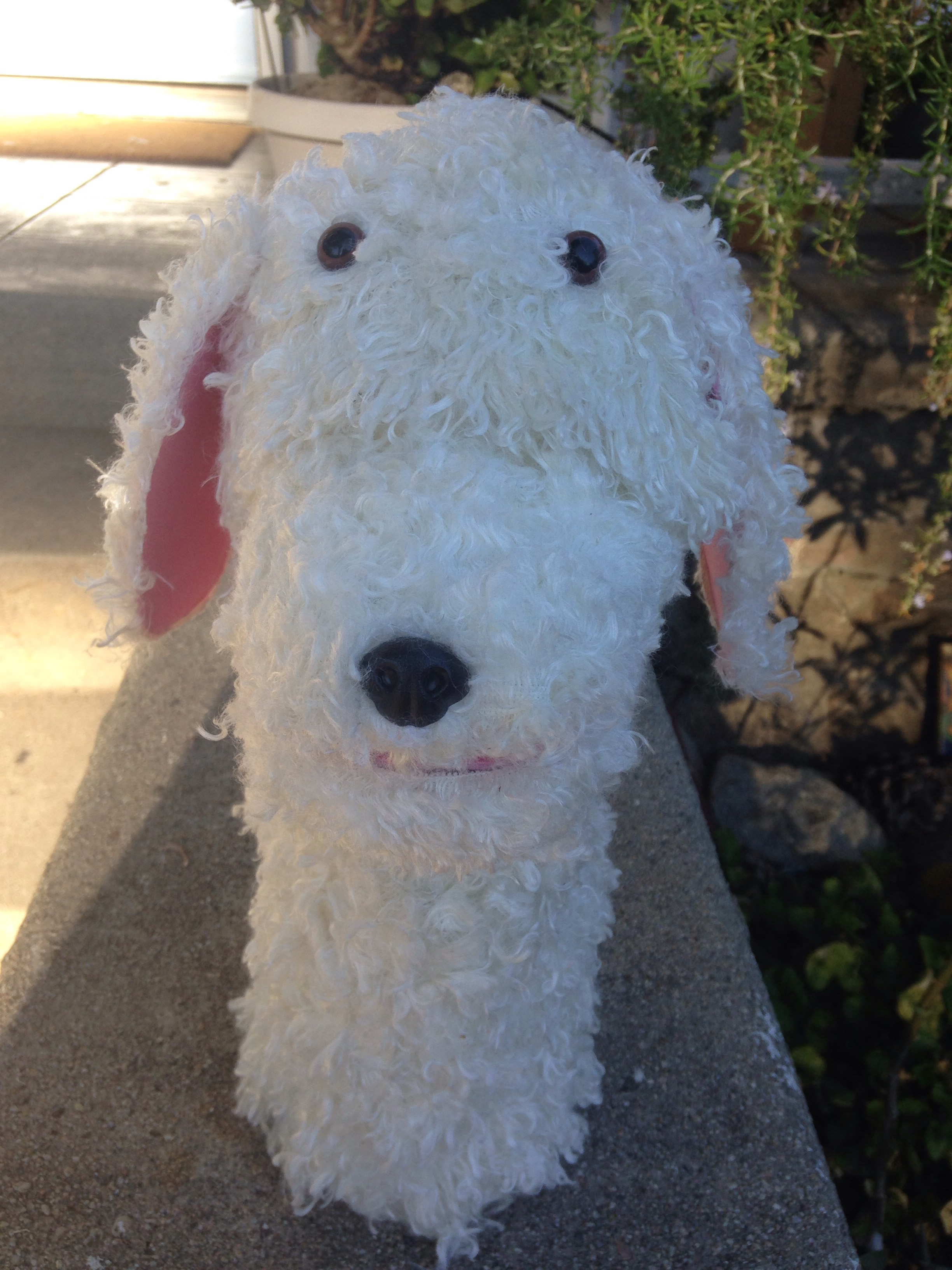 Picture of DIY Dog Puppet