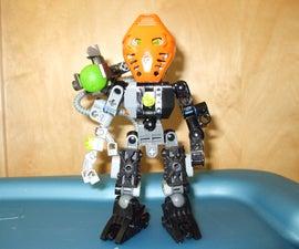 Bionicle Nuparu Matoran Revamp