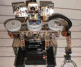 PicRobi wireless robot platform