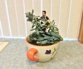 Macho Man Plant Hugger