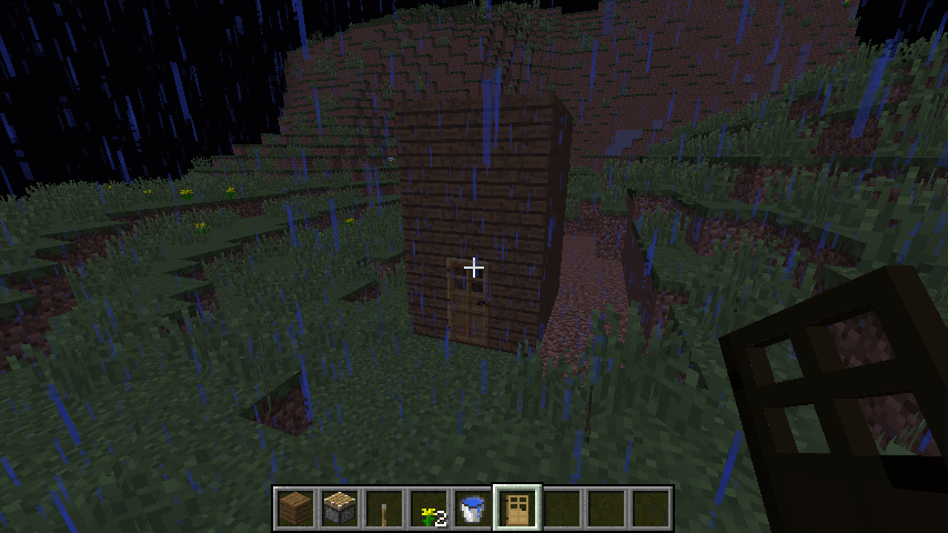 Picture of Minecraft Shower