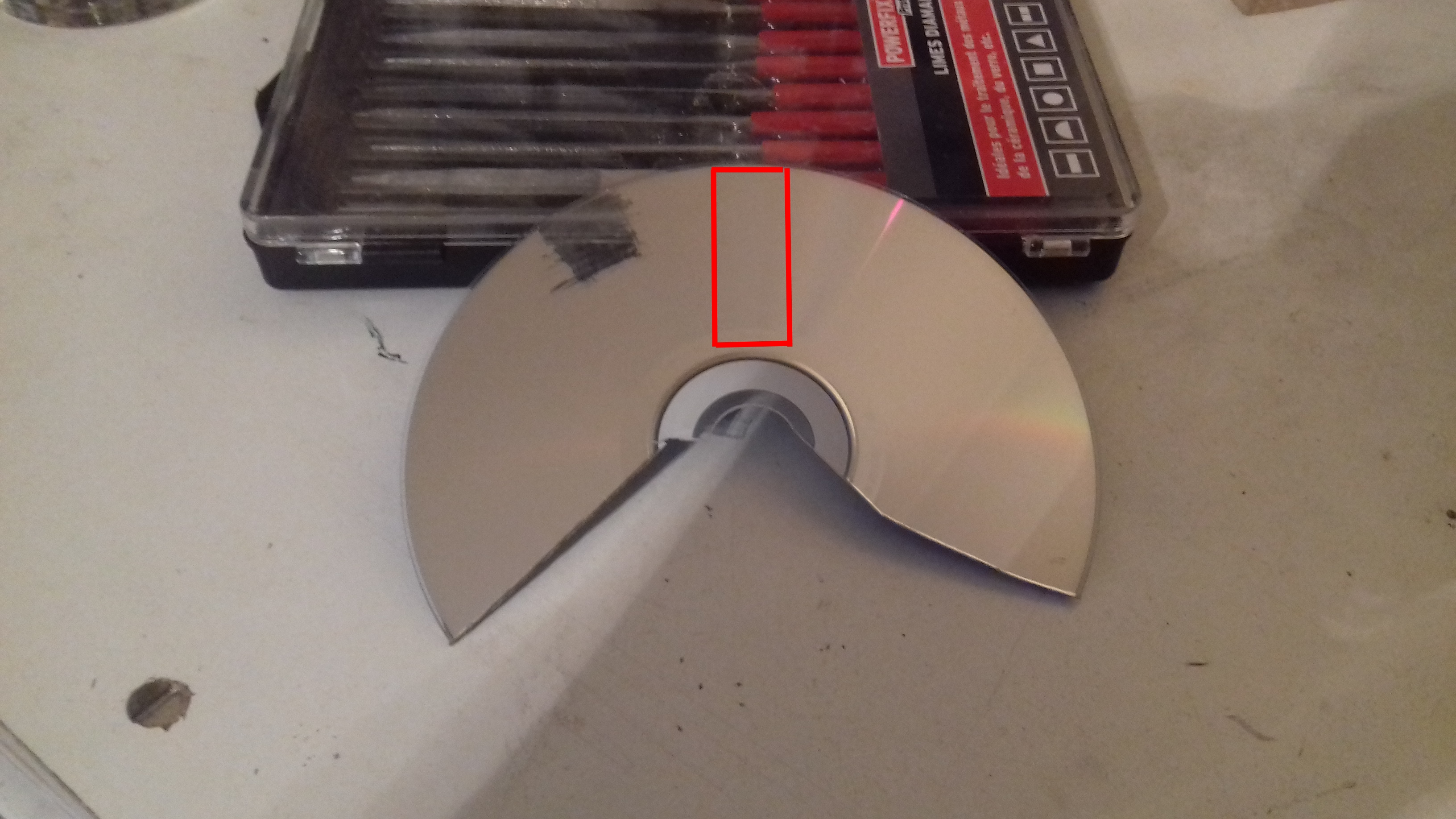 Picture of Cut Your Dvd