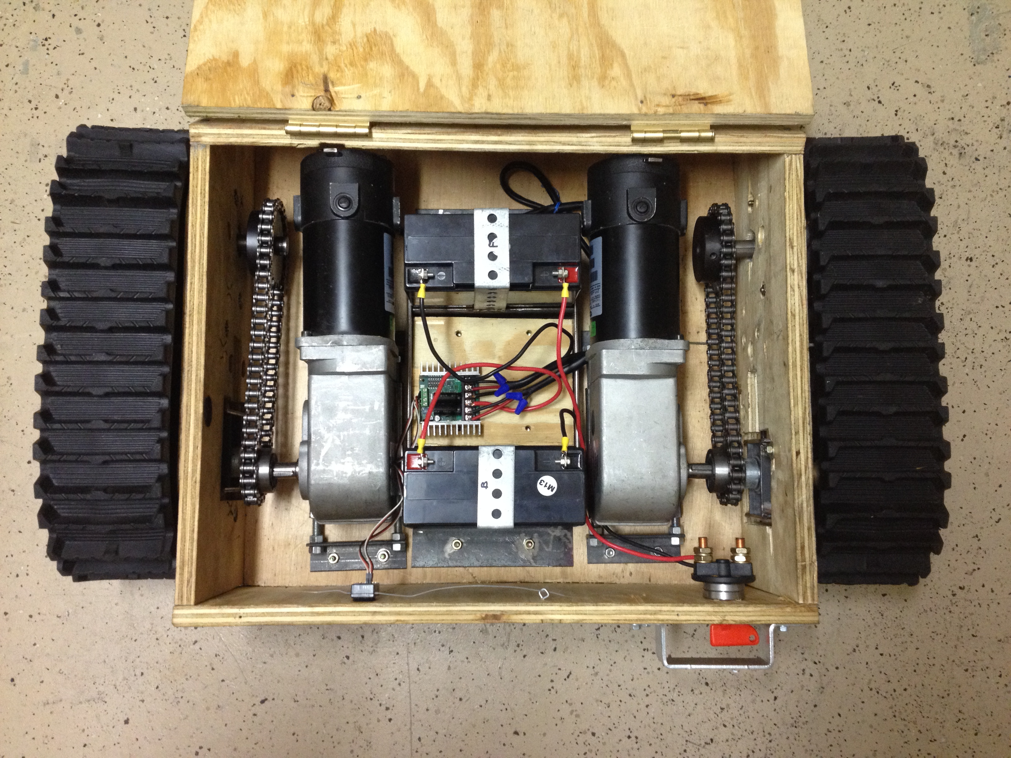 Picture of Wiring & Controls Installation