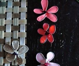 Nail Polish Flowers