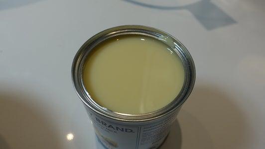 Converting the Milk to Dulce De Leche