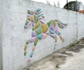 Cement Wall Art