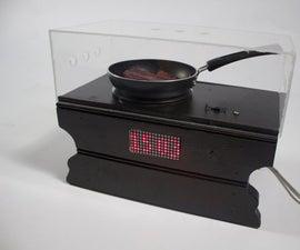 Bacon Alarm Clock - Arduino