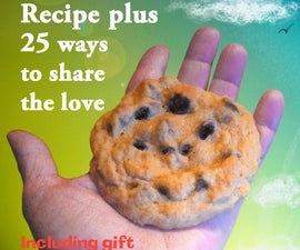 Good Karma Cookies..... and 25 ways to share the love