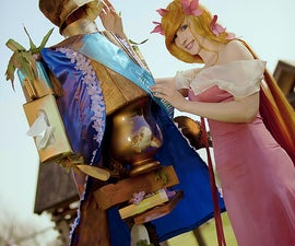 disney's Giselle costume
